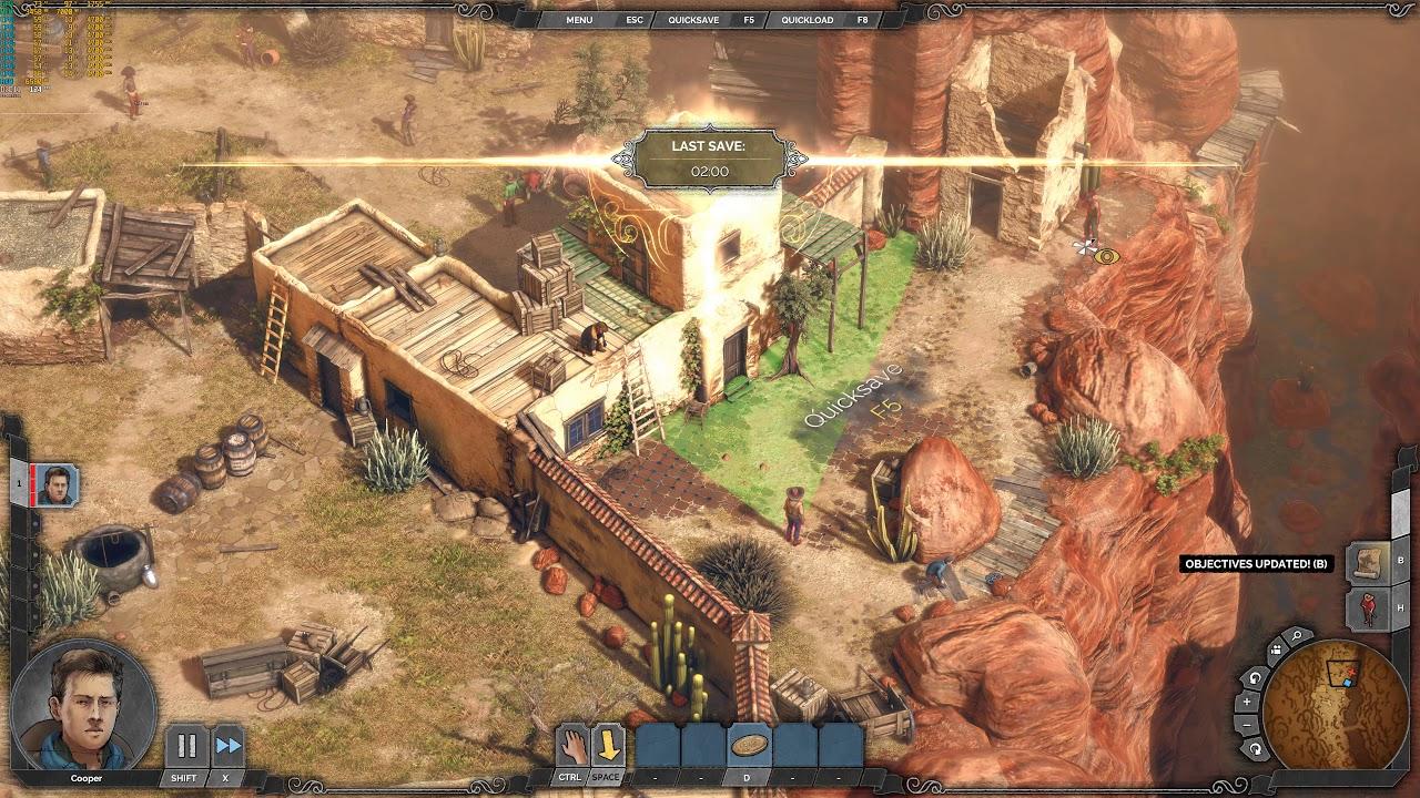 Desperados 3 First Impressions Gameplay Footage 4k Screenshots N4g