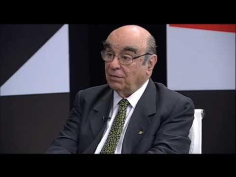 Bonifácio de Andrada comenta centenário de Ulysses Guimarães