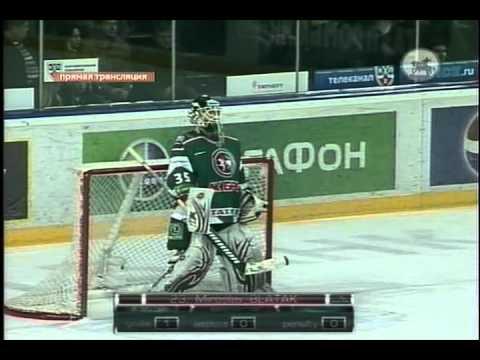 KHL. Gagarin Cup 2011. 2nd round. 1st match. Ak Bars — Salavat Yulaev 2:3 OT