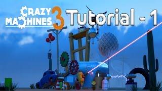 [Sponsored] Crazy Machines 3 Beta Tutorial – Machine Editor