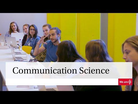 Bachelor | Communication Science | University Of Amsterdam