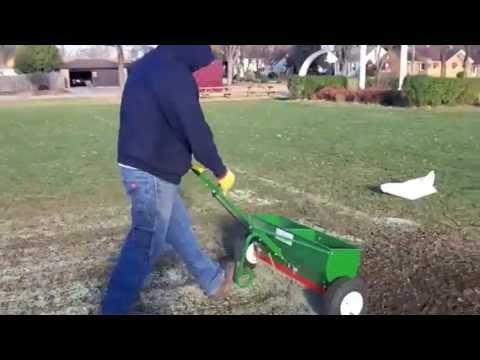 Encap Pros Lawn Starter Pro Vs Seed Aide Youtube
