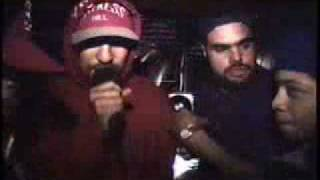 free style B real & Mellow Man ace