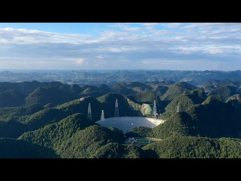 China's FAST telescope in numbers