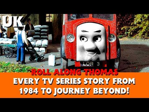 (UK) A Roll Along Original - Every TV Story from 1984 to Journey Beyond! - Thomas & Friends