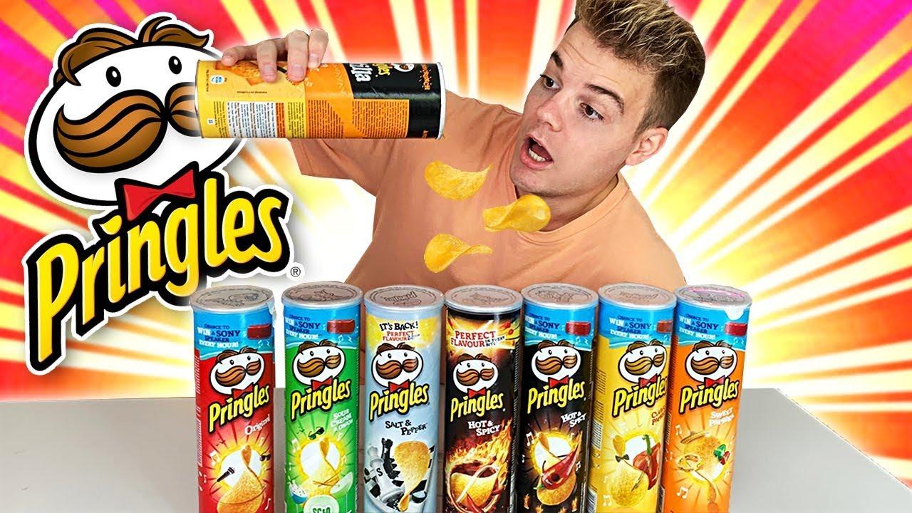 Pringles Alle Sorten