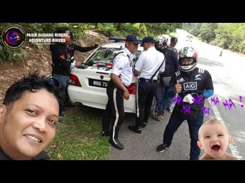 ROMPIN RIDE 2017 - Udang Galah