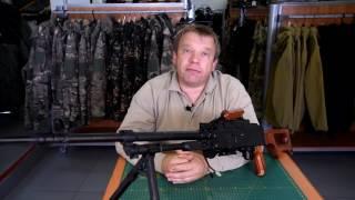 Обзор пулемета ПКМ от A&K