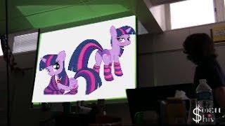 My Little Pony Porn Physics Presentation