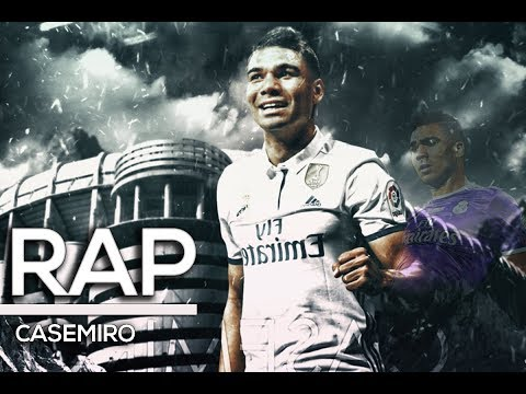 RAP DO CASEMIRO | REAL MADRID | CASEMITO | TRIBUTO 74º | KANHANGA SPORTRAP