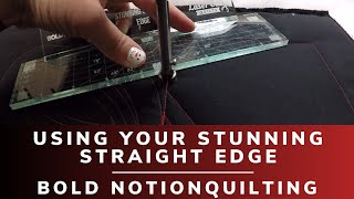 Stunning Straight Edge Ruler and how to utilize it