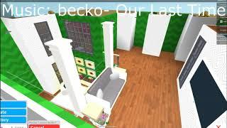Refonte de la chambre de Nio! Mega build Ep.7 BLOxbourg ROBLOX