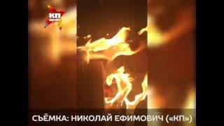 Схождение Благодатного огня в Храме Гроба Господня(Буквально несколько часов назад в Иерусалиме сошёл Благодатный огонь. Журналист