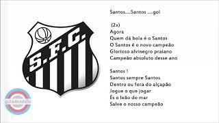 Baixar Hino POPULAR do Santos FC | Versão Antiga Leão do Mar | Banda Bombeiros da Guanabara