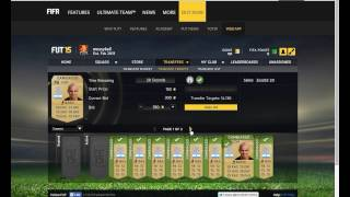 Fifa 15-  Trading Tips and Tricks