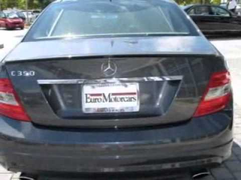 2009 mercedes benz c class c350 sedan germantown md for Mercedes benz of germantown md