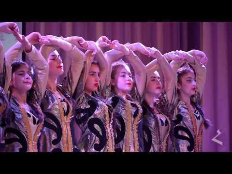 Армянский танцевальный коллектив Нарек