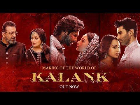Kalank | World of Kalank | Varun | Alia | Aditya | Sonakshi | Sanjay | Madhuri | Abhishek Varman