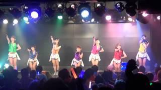 虹色モザイクの初披露動画をアップ! 12月25日発売「虹色モザイク/ENJO...