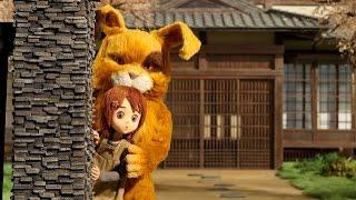 『ちえりとチェリー』 ロシアの人気アニメ『チェブラーシカ』を、およそ...