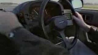 Mazda Rx7 vs Porsche 924 1985
