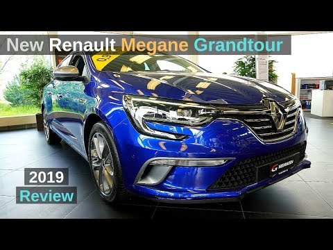 New Renault Megane Grandtour GT Line 2019 Review Interior Exterior