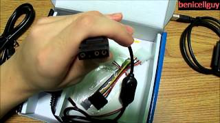 Unboxing Sabrent USB 3.0 To SATA/IDE Hard Drive Adapter