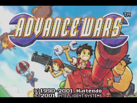 ADVANCE WARS - SNIPER !  (let's play) #5 [FR]