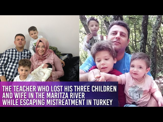 Broken Lives, Murat Akcabay, The Purged Teacher who lost his family