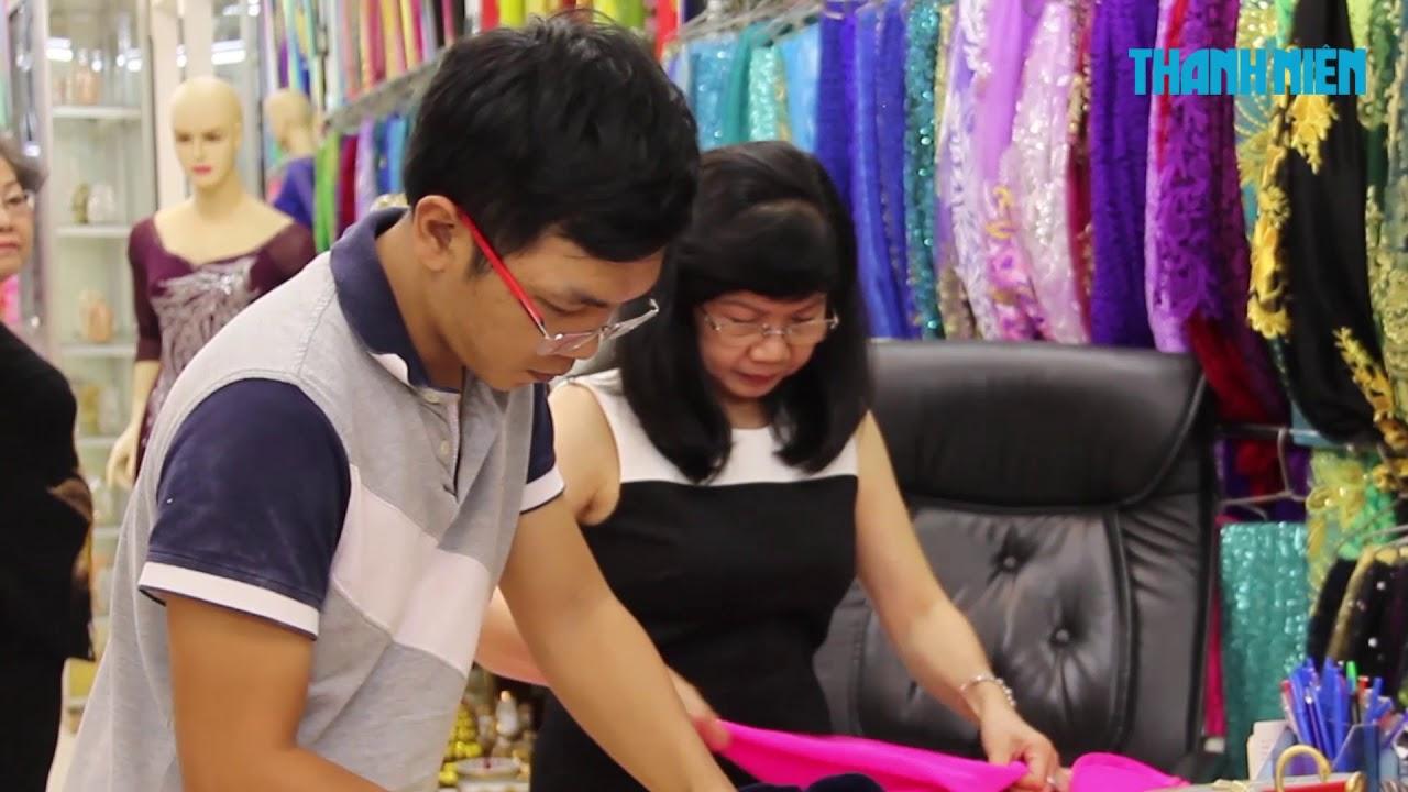 Nha – Tiệm áo dài của loạt nghệ sĩ vang bóng Sài Gòn một thời
