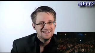 Edward Snowden Interview March 2018 - Norwegian Students Q&A