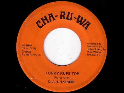 D.A.B Express-Funky Rufe Top(1978)