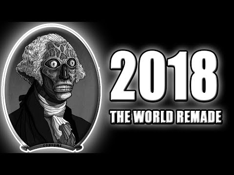 2018: PAX AMERICANA & Europe STARING into the ABYSS