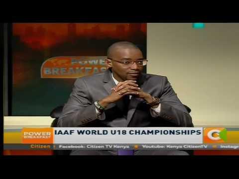 Power Breakfast: IAAF World U18 Championships