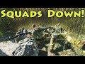 1 vs Squads! - Escape From Tarkov