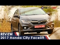 2017 Honda City Facelift Review – NDTV CarAndBike