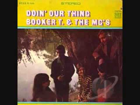 Booker t the mg s ode to billie joe