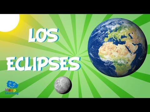 Los Eclipses | Vídeos Educativos para Niños