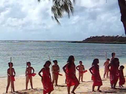 Chamorro Cultural Dance(GUAM)