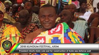 2018 Kundum Festival Axim