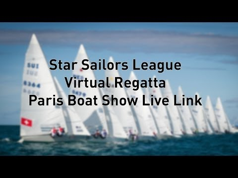 Star Sailors - Nassau - Virtual Regatta - Paris Boat Show Live Link