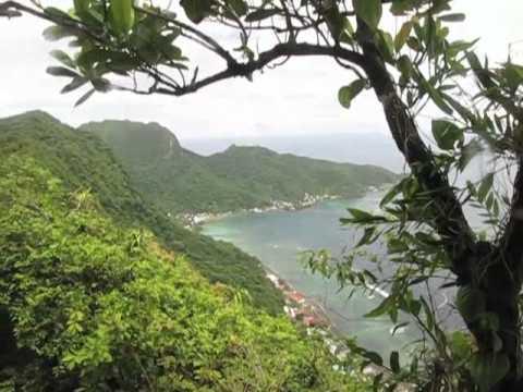 American Samoa Rain Forest Hike