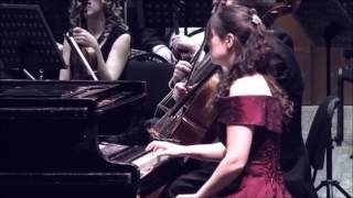 Izumi Pianoduo plays Poulenc (highlights)