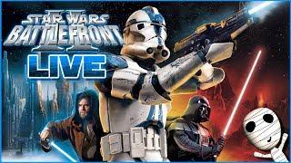 Das alte Battlefront II 2005! 🔴 Star Wars: Battlefront II // PC Livestream