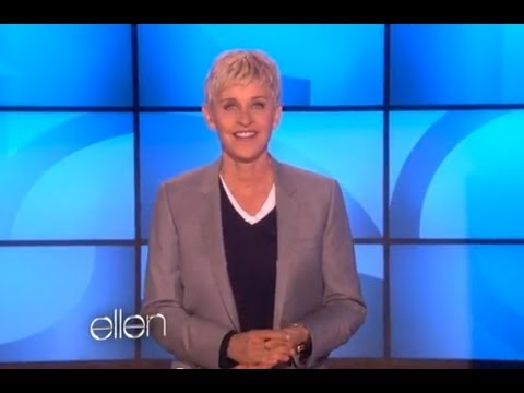 Ellen Addresses Her JCPenney Critics