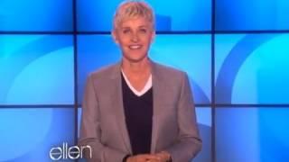 Ellen Addresses Her JCPenney Critics