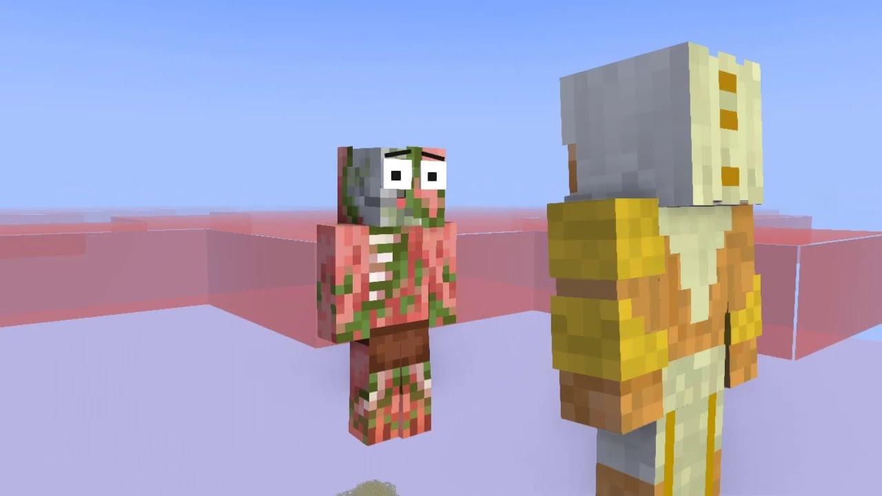 Monster School : MUTATION BREWING CHALLENGE - Minecraft Animation