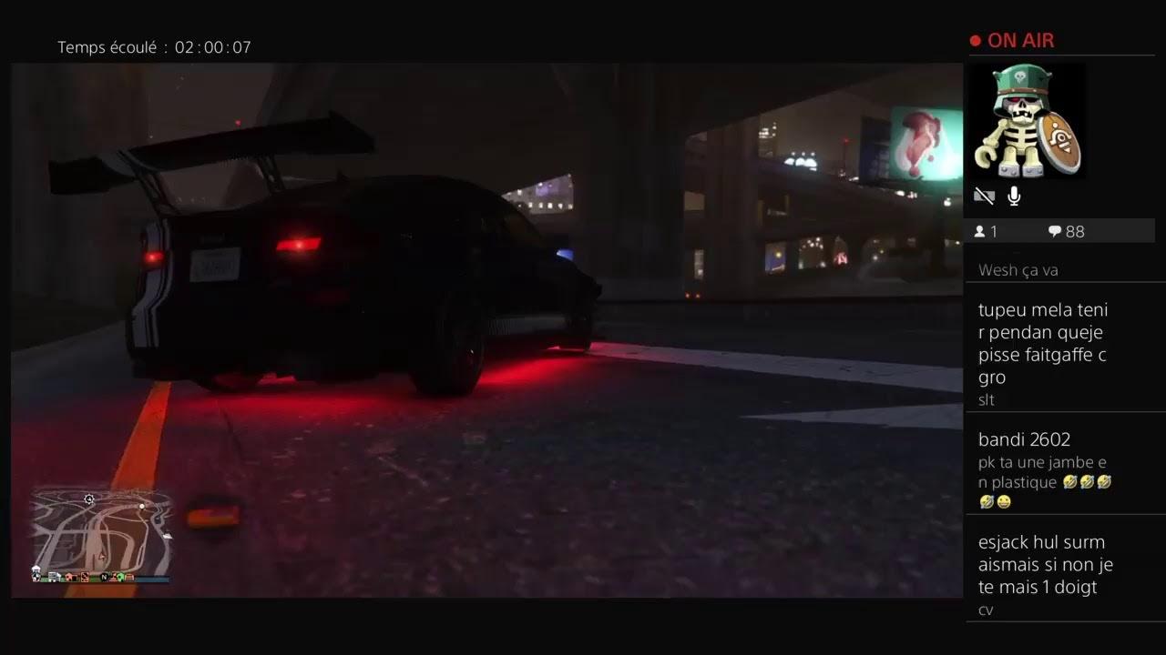 LIVE/FR/GTA5 EN MODE CHILL