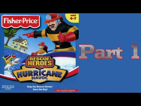 Whoa, I Remember: Rescue Heroes Hurricane Havoc: Part 1