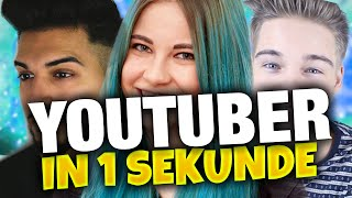 YOUTUBER IN 1 SEKUNDE ERKENNEN